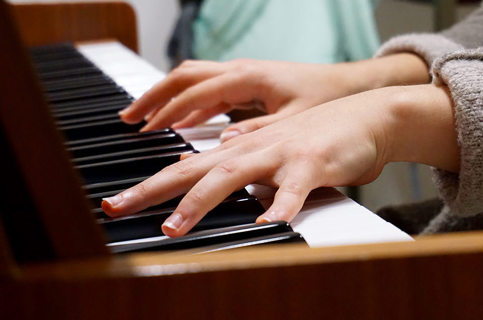 Piano Tuition Southampton