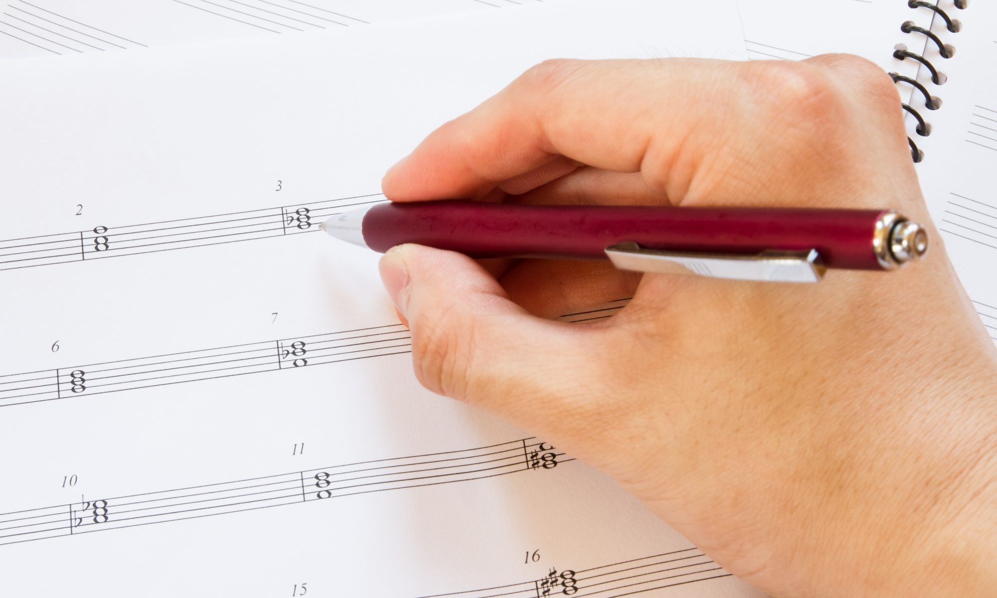 Music Theory Lessons Southampton